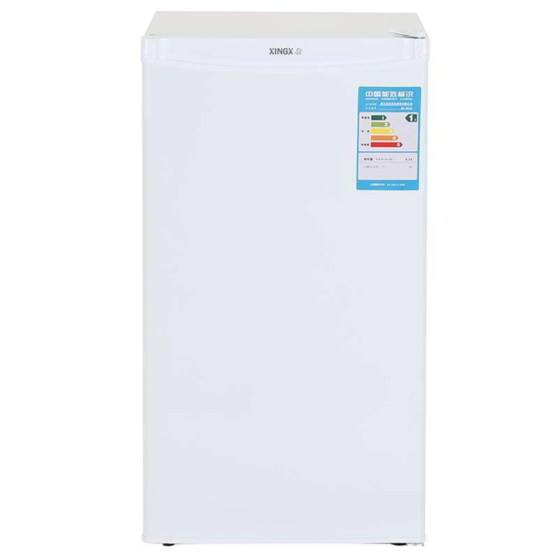 星星(XINGX) BC-90JA 90升 单门冰箱(白色)