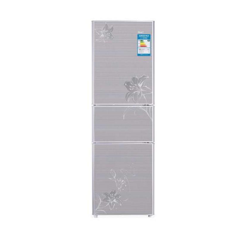 华日(HUARI) BCD-237/SEBXS(JDXX) 237升 三门冰箱(太空银)