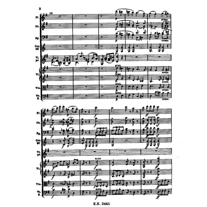 贝多芬月光小提琴谱子分享展示