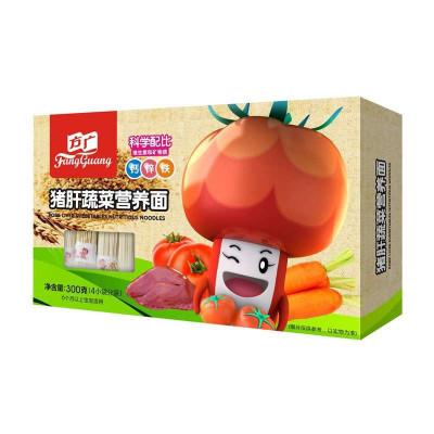 方广宝宝营养面(猪肝蔬菜)300g