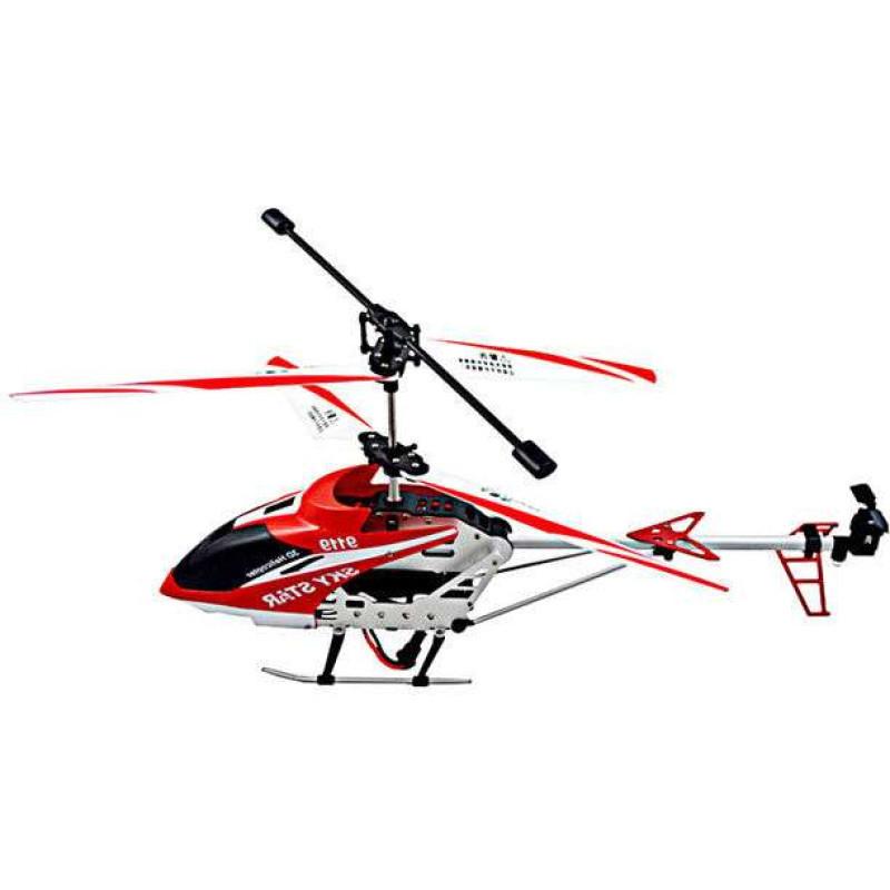 天翔金属版三通道无线遥控飞机9119(陀螺仪)