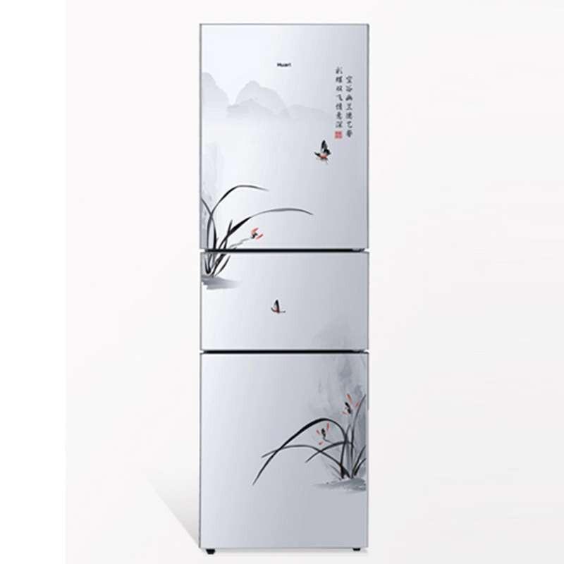 华日(HUARI) BCD-237SED 237升 三门冰箱(白色)
