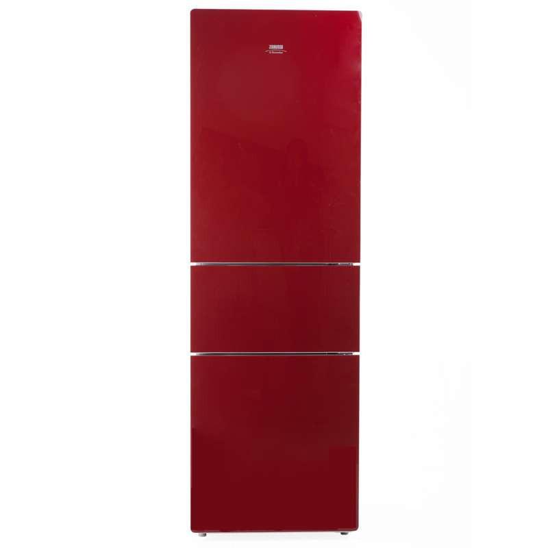 扎努西·伊莱克斯(ZANUSSI) ZMM2260HRC 225升 三门冰箱(酒红色)