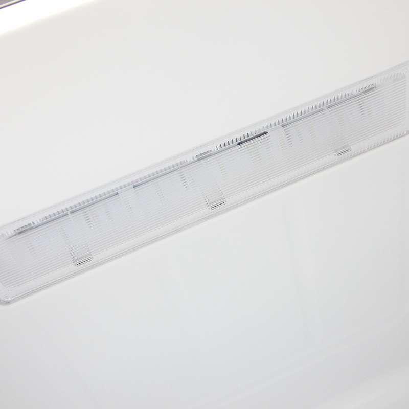 美菱冰箱灯泡结构图