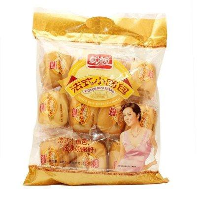 凑单品# 盼盼 法式小面包 奶香味 440g