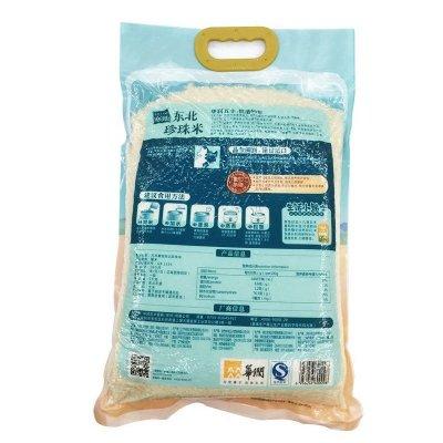 五丰 珍珠米 5kg ¥29.5
