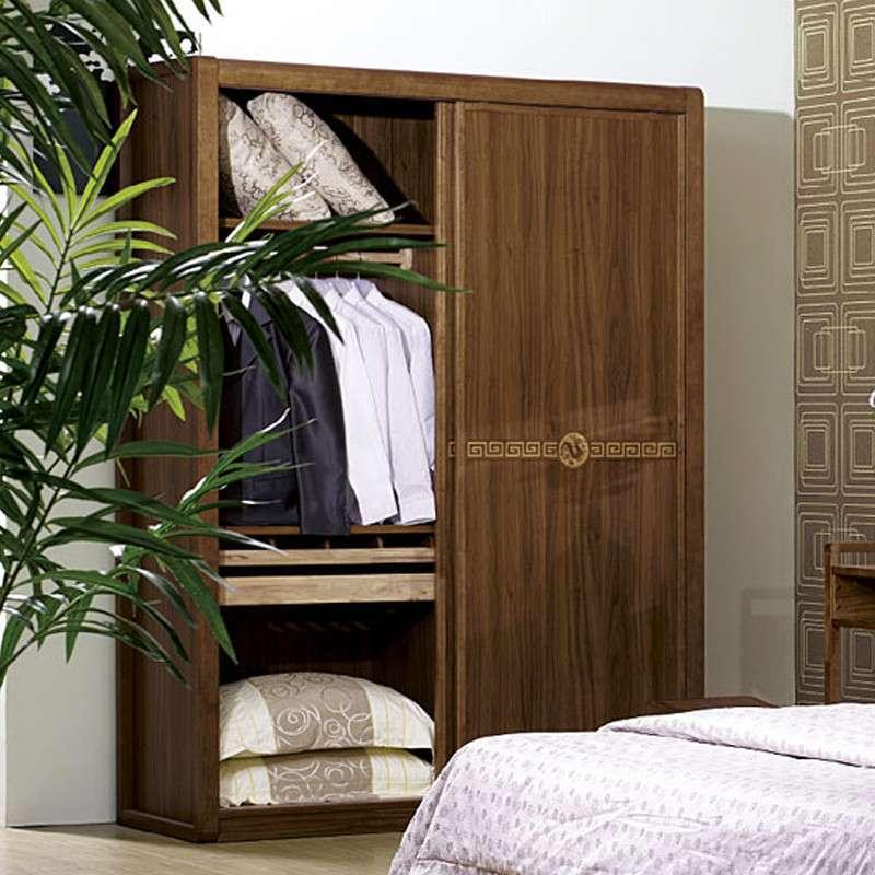 8 木板床 中式家具1.5*1.9 smc012图片
