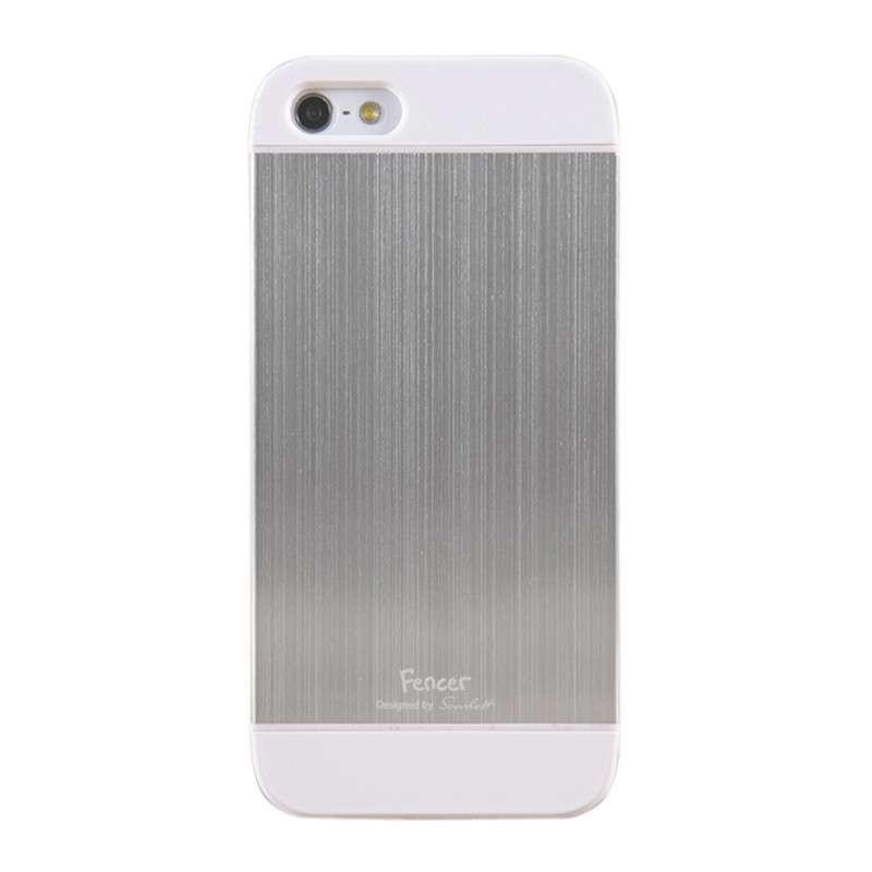 fenceriphone5/5s手机壳金属极致手机套外壳metalic系列三段苹果108胶图片