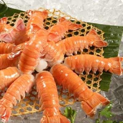 新鲜冷冻 冰岛小龙虾