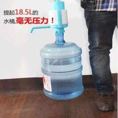 桶装水压水器手压