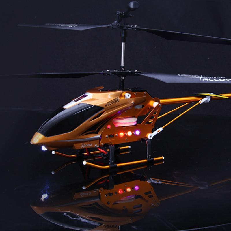 遥控飞机 直升机耐摔充电合金遥控玩具 模型儿童玩具飞机 电动玩具(46