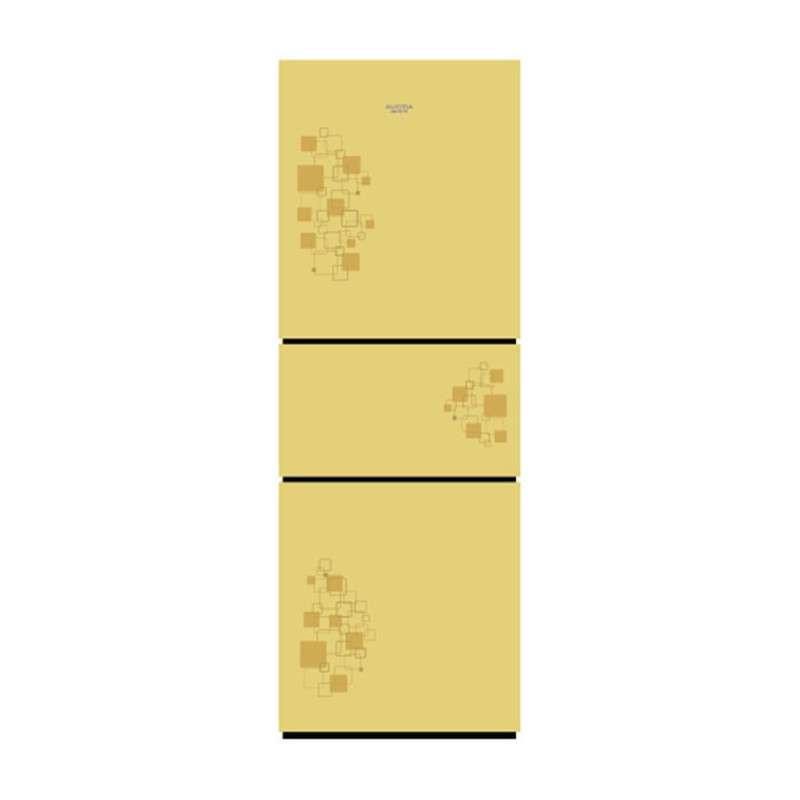澳柯玛冰箱 BCD-226MUG 几何金