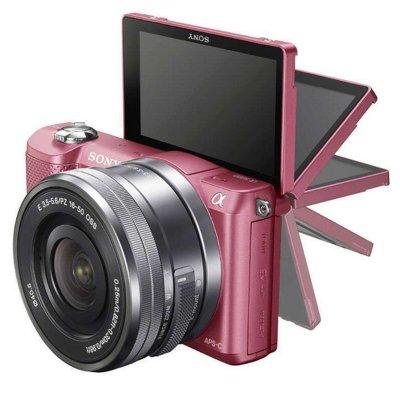 Sony索尼 α5000/ILCE-5000L 16-50mm套机
