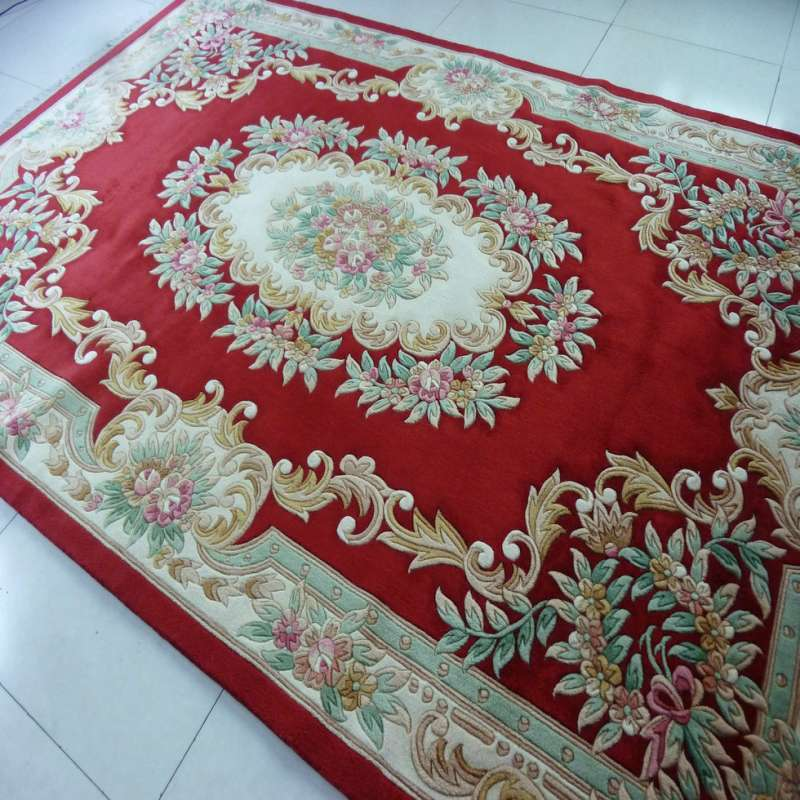峥嵘毯业 手工打结羊毛地毯 手工制作羊毛地毯 客厅 卧室地毯 门厅