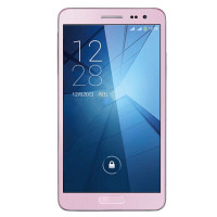 果冻N9008 智能手机3G TDSCDMA/GSM 双卡双待 粉色