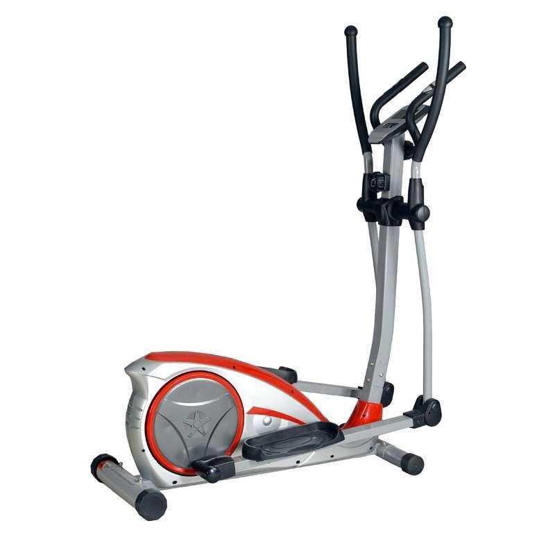 康乐佳椭圆机健身车klj-8601h
