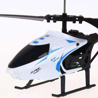 5通遥控飞机 耐摔升级版遥控玩具充电动直升飞机模型 儿童节日礼物