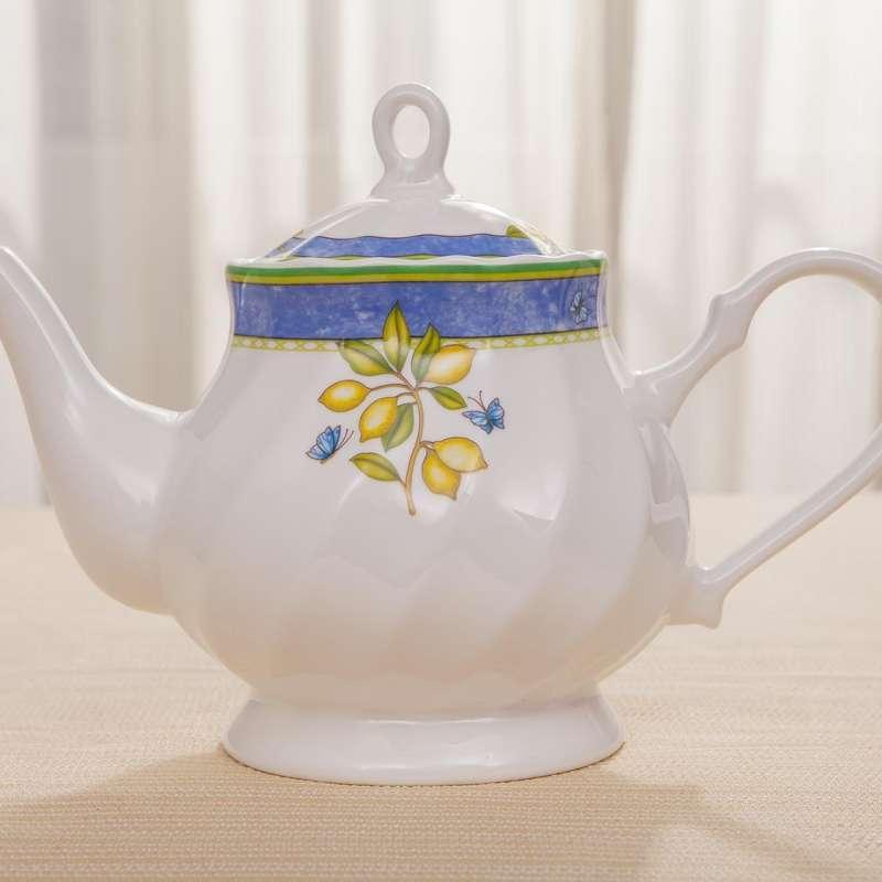 英式咖啡具欧式茶具下午咖啡壶咖啡杯套装