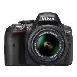 尼康(Nikon)D5300 數碼單反相機 套機(AF-S DX 18-55mm f/3.5-5.6G VR II 防抖鏡頭)黑