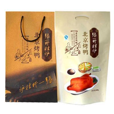 【张一杆挂炉美味】中华老字号大连烤鸭熟食v美味美食街北京图片