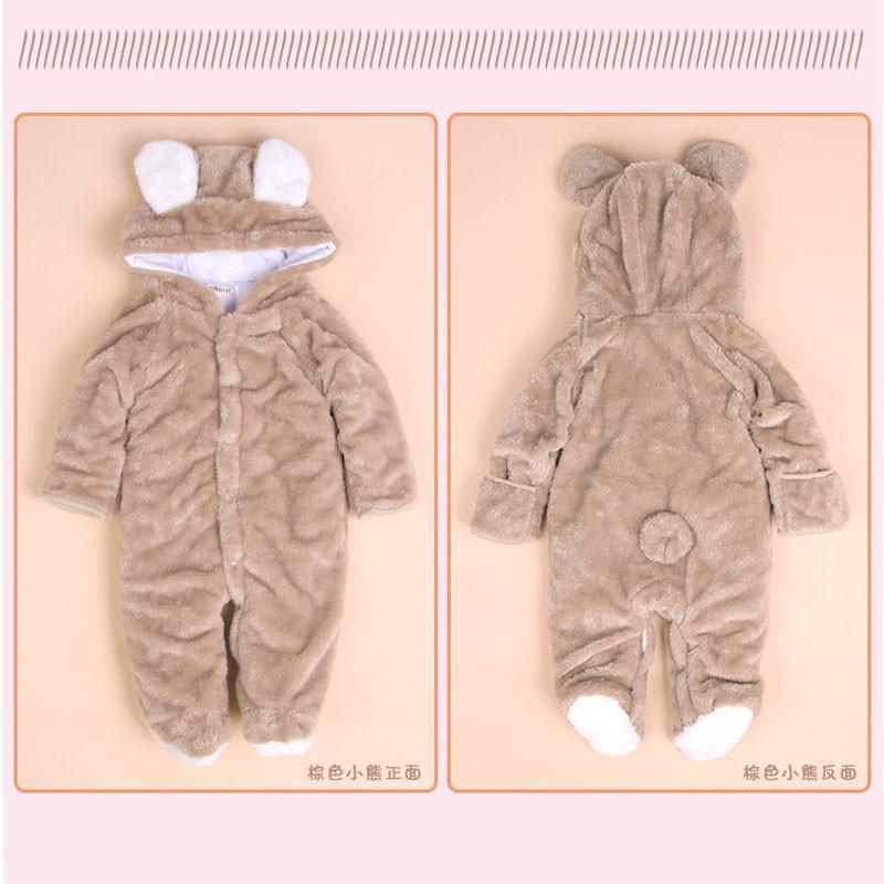宝宝 连体衣连身衣婴儿动物造型衣