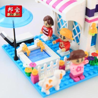 【图思迪母婴专营店拼插积木】乐高式积木拼装玩具好