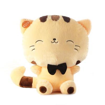 安吉宝贝 创意大号毛绒玩具大脸猫玩偶可爱布娃娃抱枕猫咪饭团猫公仔