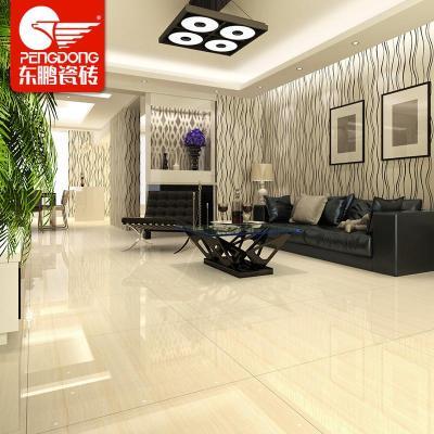 东鹏瓷砖 地板砖客厅防滑玻化砖木纹瓷砖抛光砖yg60