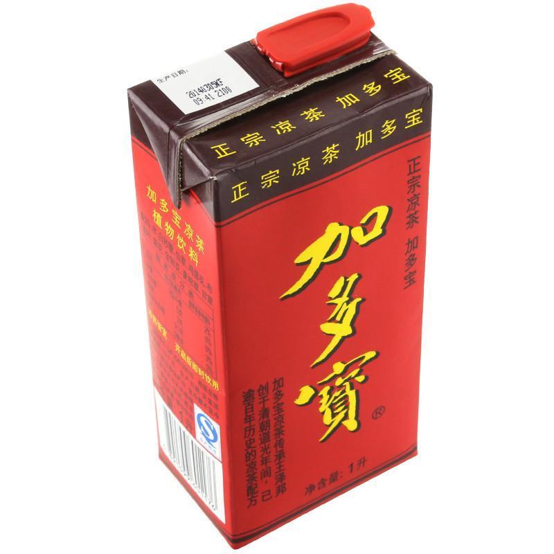 加多宝凉茶1l 加多宝茶饮料 【价格 图片 品牌 报价】