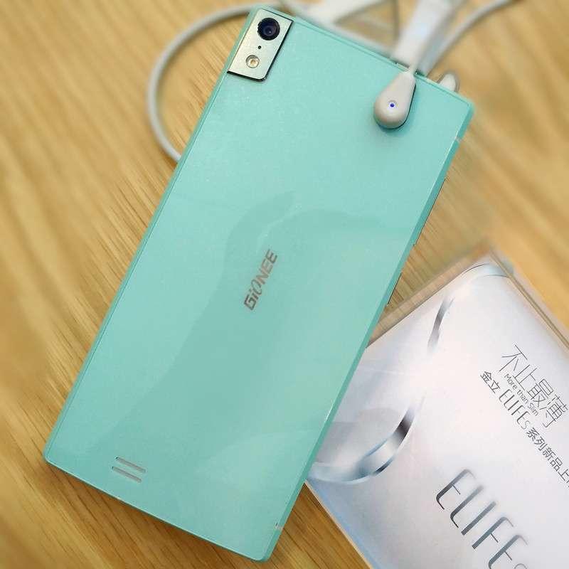 金立手机s5.5[公司]gn9000一个蓝色有几个安卓v手机图片