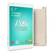 台电 P98 3G八核 9.7英寸平板电脑 (3G通话 Air视网膜屏 手势唤醒) 前白后金