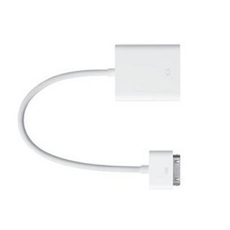 原装苹果ipad2 ipad3接投影仪vga转接线
