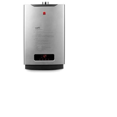华帝jsq23-q12jaw 天然气 恒温 燃气热水器 12l/min图片