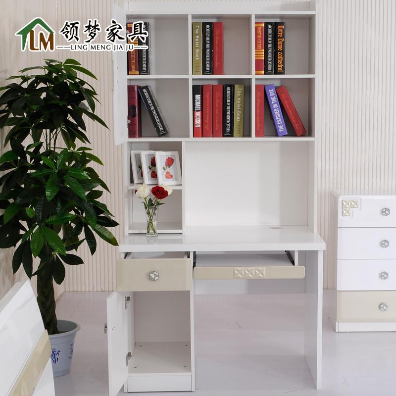 白色儿童小书台