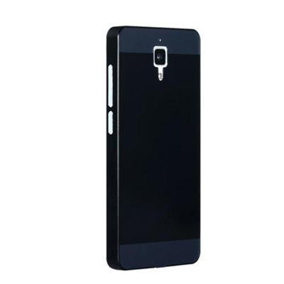 小米4手机壳超薄边框后盖小米4手机套金属壳