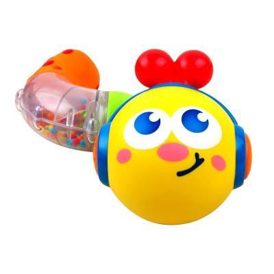 电动动物婴儿玩具摇铃带