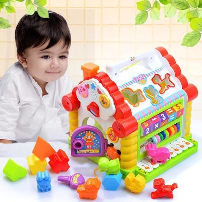 儿童配对积木宝宝早教1