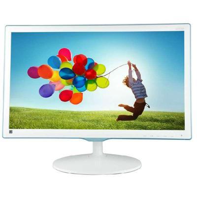5英寸白色高清超薄led液晶电脑显示器