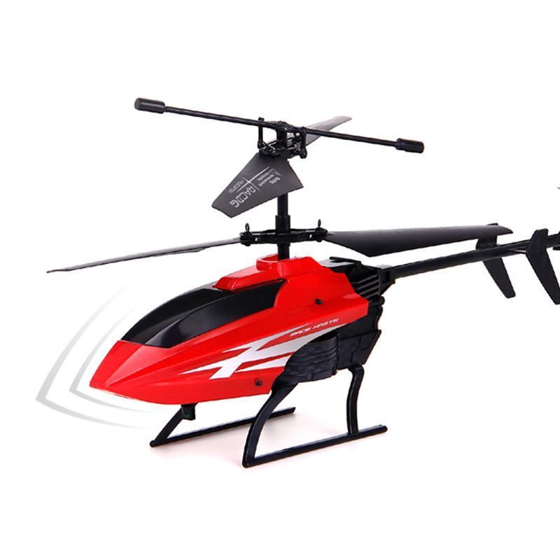 勾勾手遥控飞机直升机 充电动摇控飞机航模型 男孩儿童玩具飞