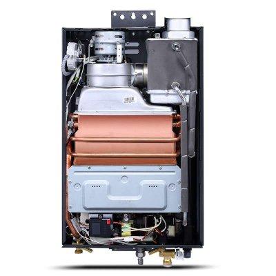 华帝燃气热水器内部结构图解