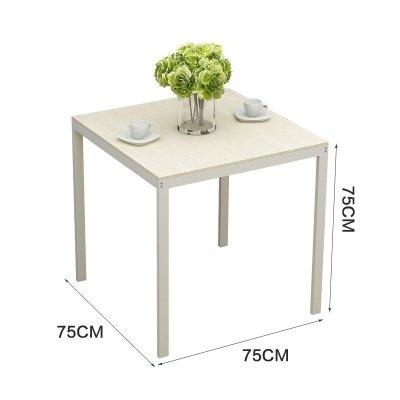 电脑桌学习桌方桌西餐桌子
