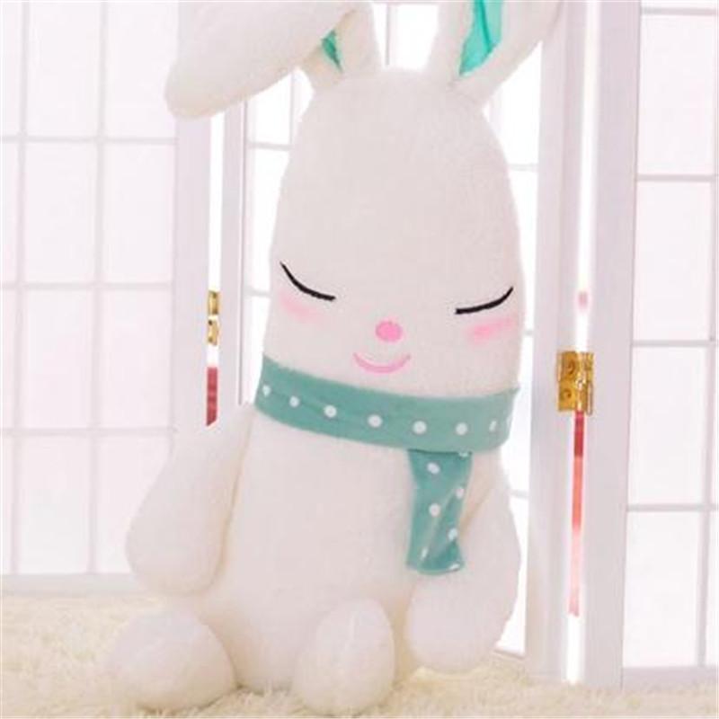 可爱瞌睡兔子布娃娃大号抱枕靠枕毛绒玩具玩偶生日礼物送女友包邮p