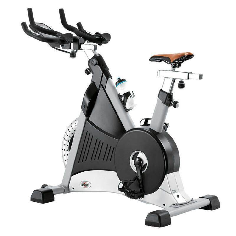 高档电磁控竞赛车bc8500磁控健身车动感单车