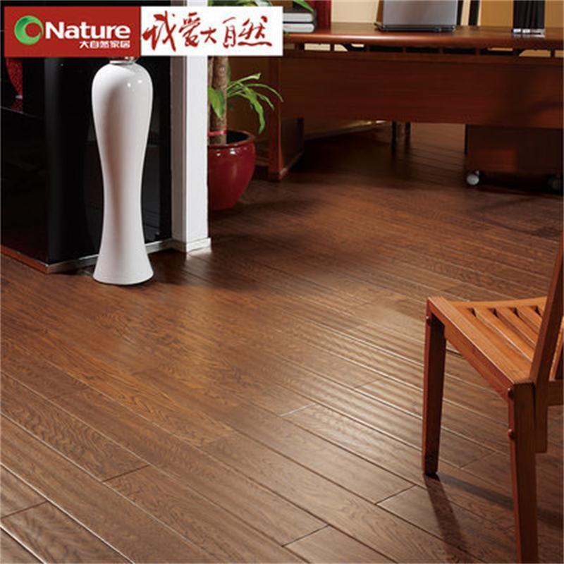 【大自然】实木地板 槲栎木