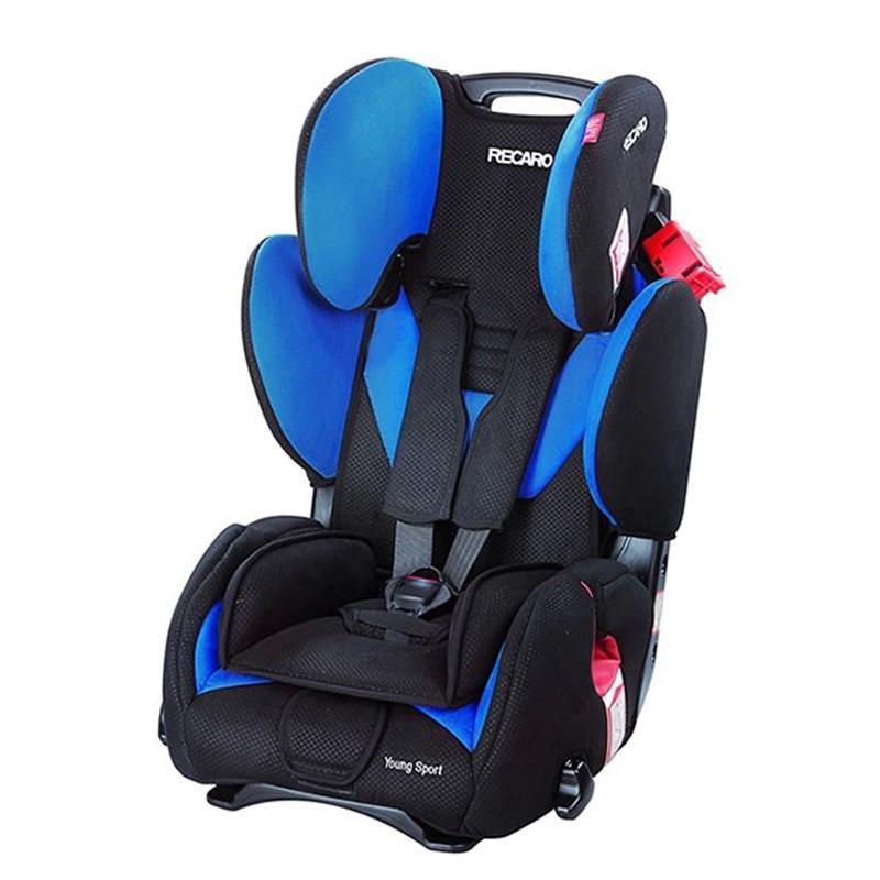 瑞凯威儿童安全座椅 宝石蓝 宝石蓝高清实拍图