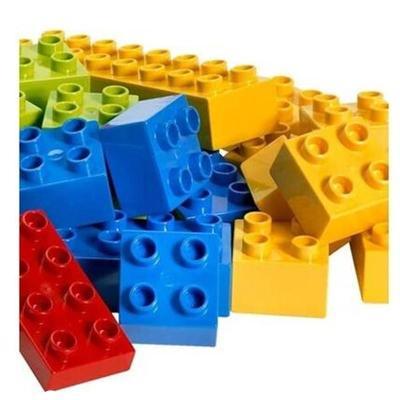 lego乐高 得宝大颗粒积木 塑料 拼插基础补充装 l6176
