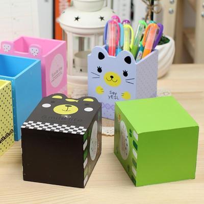 至尚创美 小动物造型笔筒