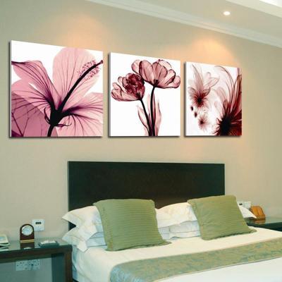 现代客厅卧室电视墙壁无框装饰画