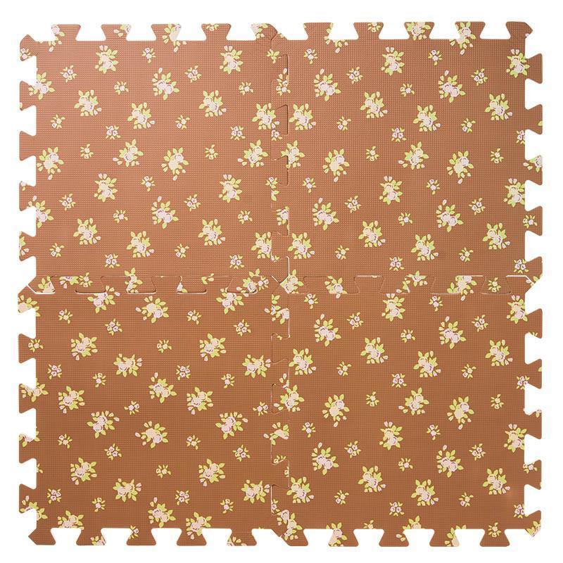 花纹泡沫拼图地垫