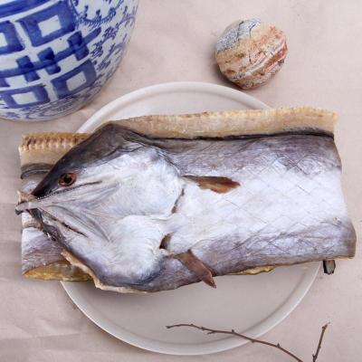 裘忠 新风鳗鲞750g 特价淡晒鳗鱼鱼鲞 宁波海鳗鲡青鳗